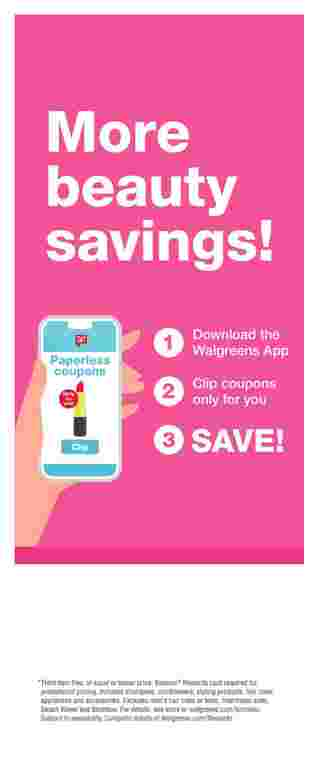Walgreens - deals are valid from 09/27/20 to 10/31/20 - page 37.