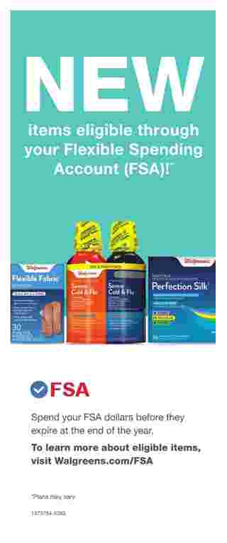 Walgreens - deals are valid from 09/27/20 to 10/31/20 - page 74.