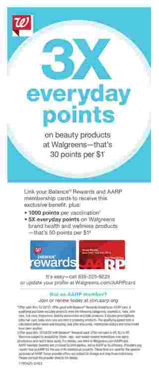 Walgreens - deals are valid from 09/27/20 to 10/31/20 - page 79.