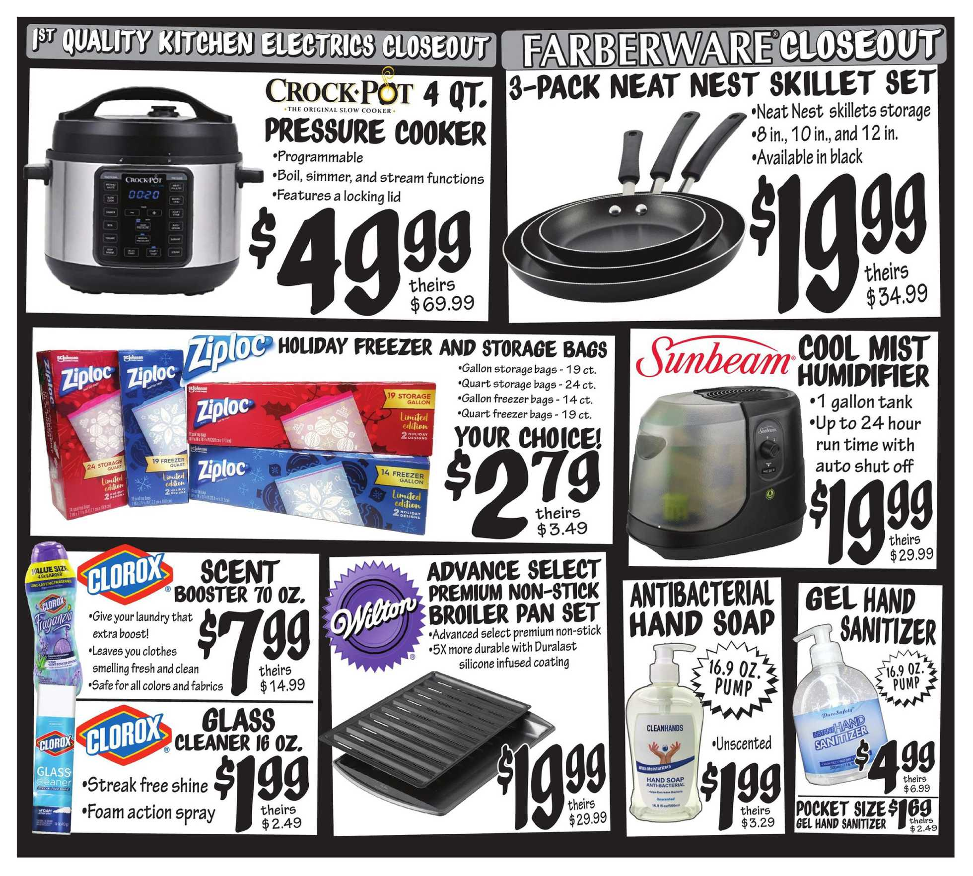 Ollie's Bargain Outlet - deals are valid from 10/08/20 to 10/14/20 - page 2.