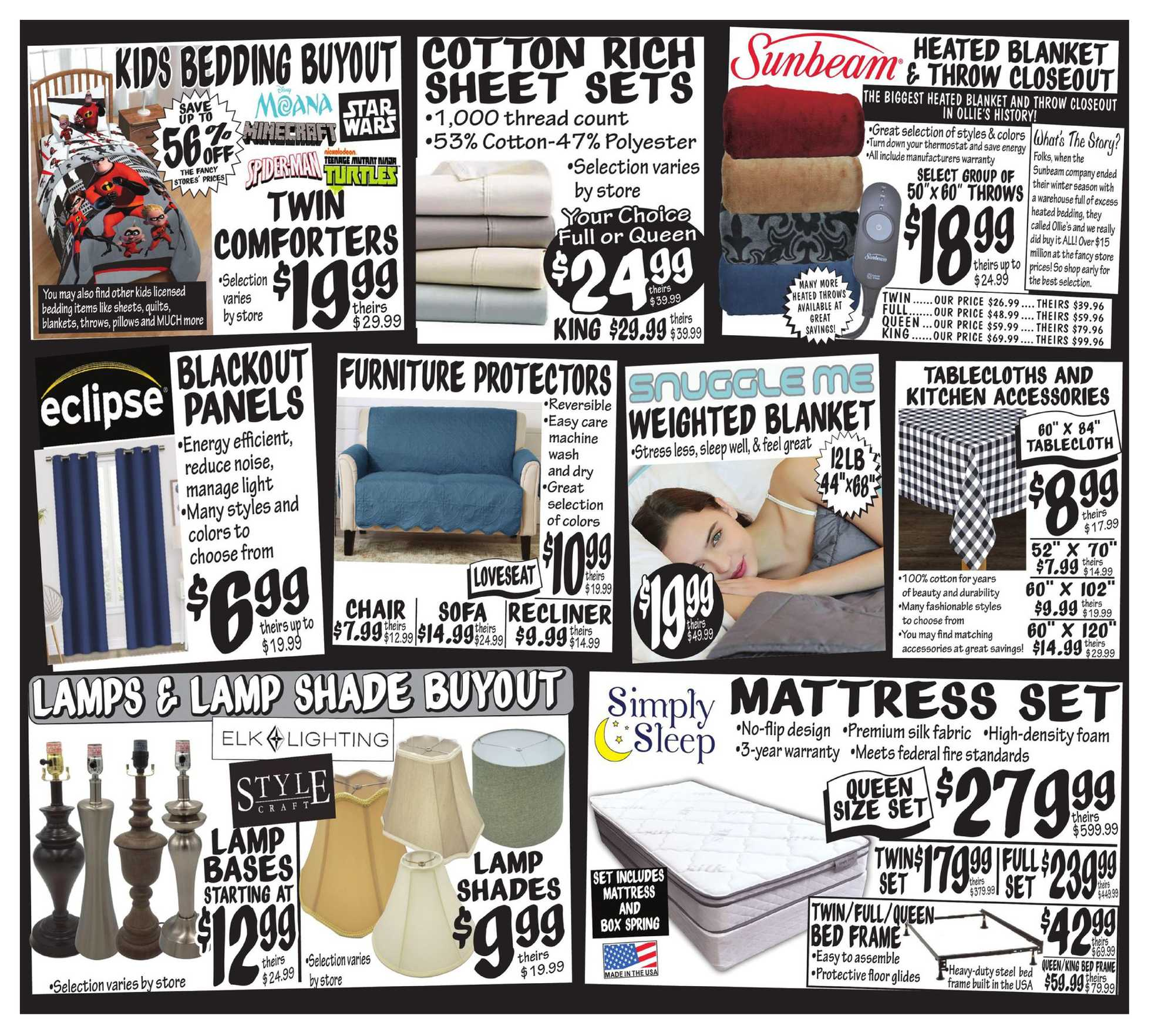 Ollie's Bargain Outlet - deals are valid from 10/08/20 to 10/14/20 - page 3.