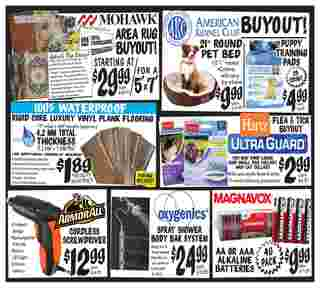 Ollie's Bargain Outlet - deals are valid from 10/08/20 to 10/14/20 - page 6.