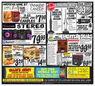 Ollie's Bargain Outlet - deals are valid from 10/08/20 to 10/14/20 - page 8.