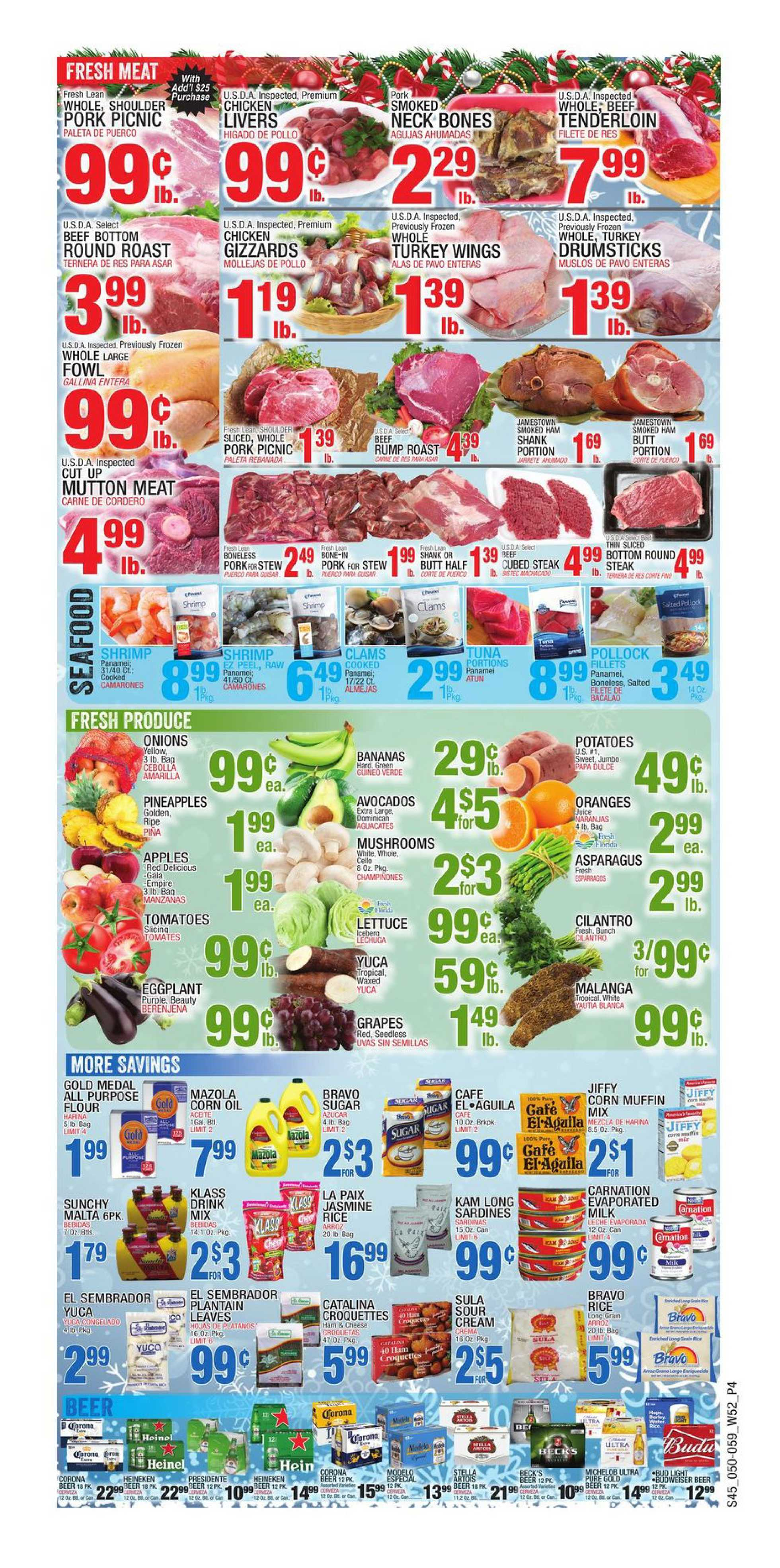Bravo - deals are valid from 12/19/19 to 12/25/19 - page 4.