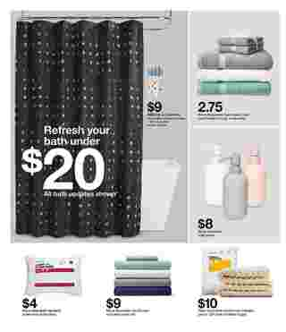 Target - deals are valid from 02/28/21 to 03/06/21 - page 19.