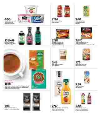 Target - deals are valid from 09/06/20 to 09/12/20 - page 25.