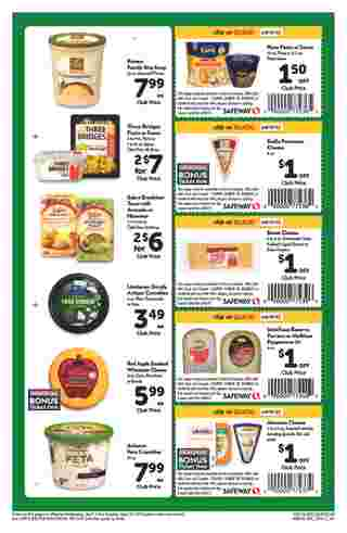 Safeway - deals are valid from 04/03/19 to 04/30/19 - page 11.