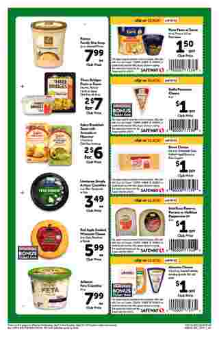 Safeway - promo starting from 04/03/19 to 04/30/19 - page 11.