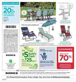Kohl's - deals are valid from 05/23/19 to 05/27/19 - page 12.