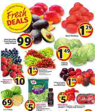 Winn Dixie - deals are valid from 08/19/20 to 08/26/20 - page 20.