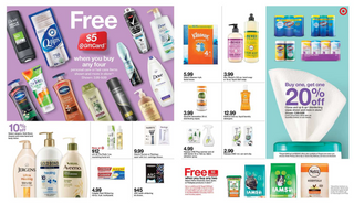 Target - deals are valid from 02/02/20 to 02/08/20 - page 13.