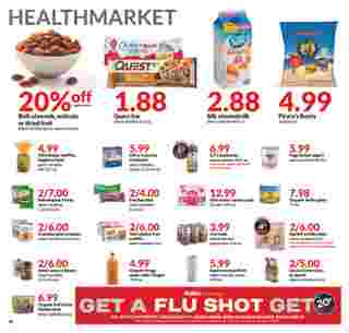 Hy-Vee - deals are valid from 10/02/19 to 10/08/19 - page 16.