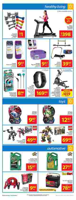 Walmart - deals are valid from 01/10/19 to 01/16/19 - page 9.