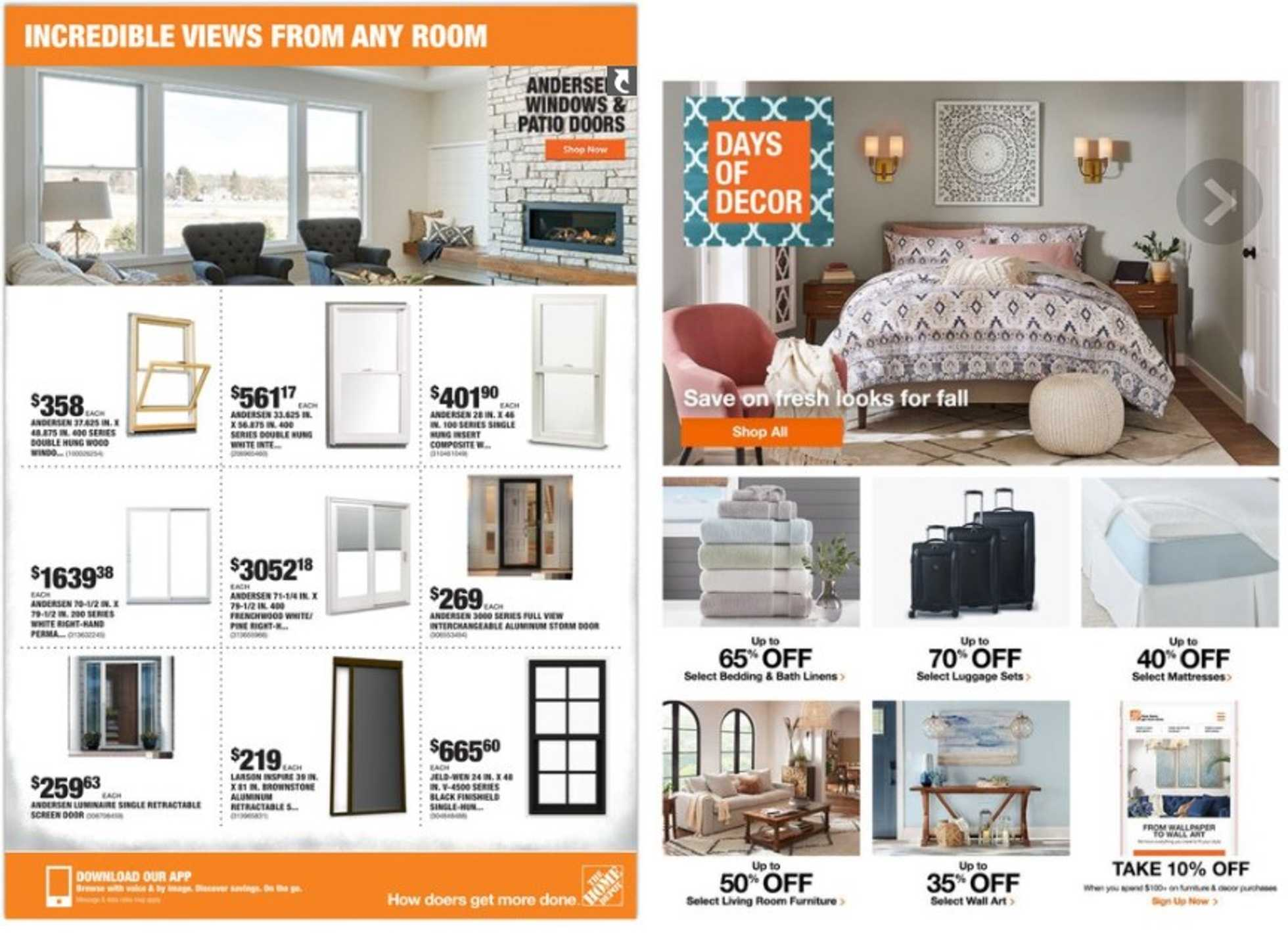 The Home Depot - deals are valid from 09/24/20 to 10/01/20 - page 3.
