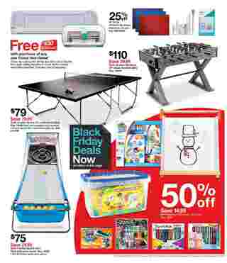 Target - deals are valid from 11/22/20 to 11/28/20 - page 26.