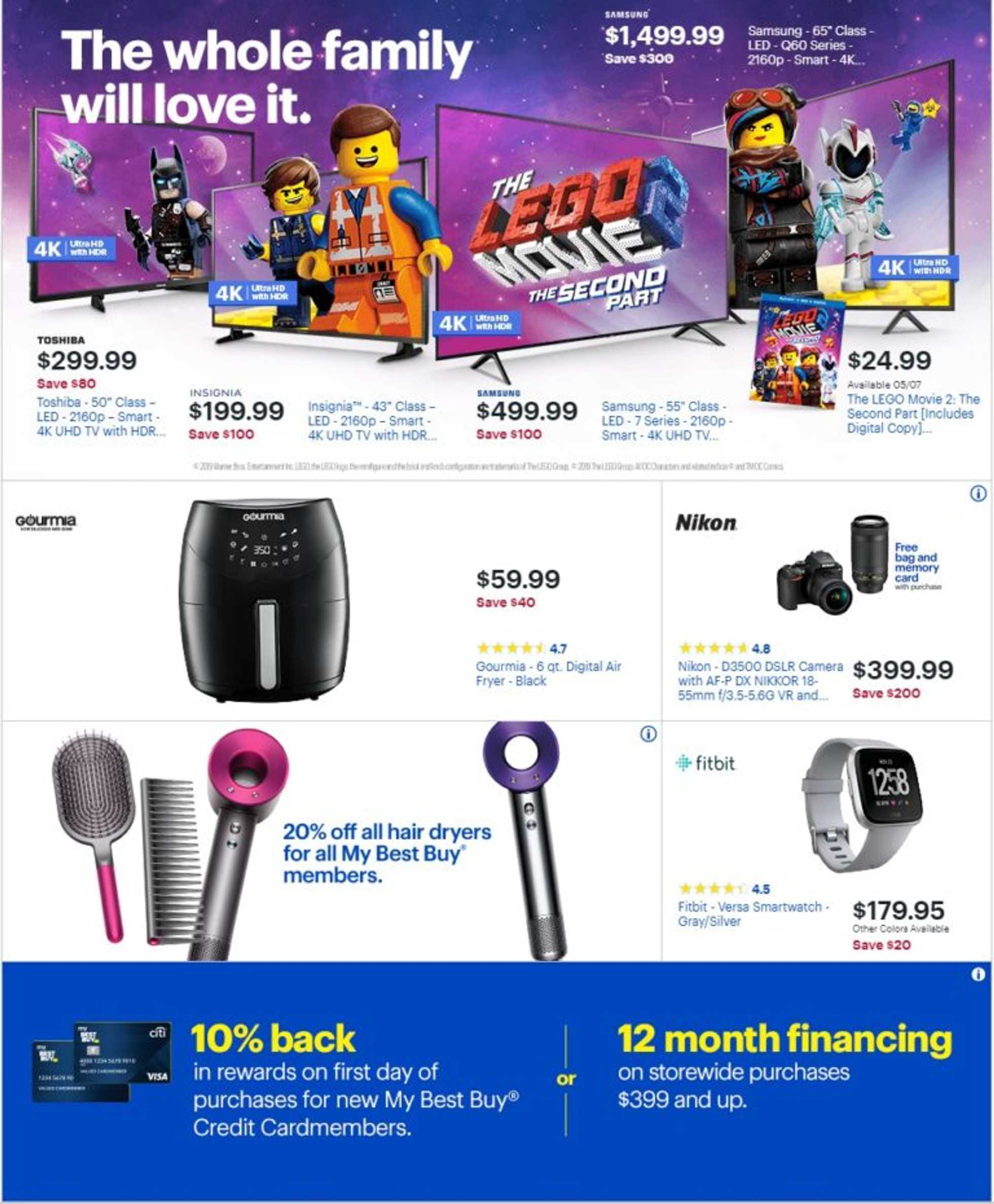 Best Buy - deals are valid from 05/05/19 to 05/11/19 - page 2.