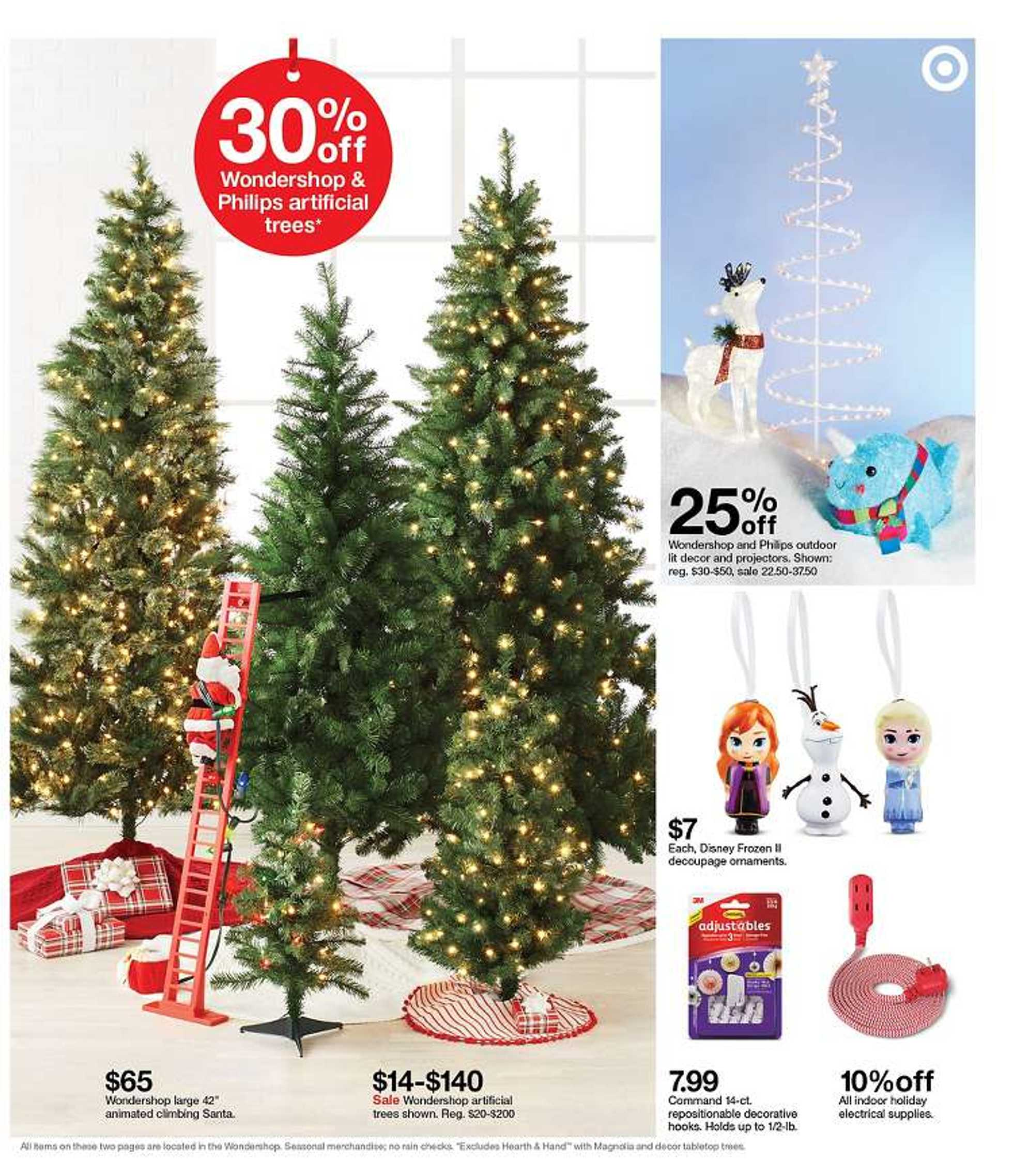 Target - deals are valid from 12/01/19 to 12/07/19 - page 4.