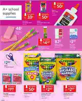 Walmart - deals are valid from 08/30/19 to 09/14/19 - page 14.