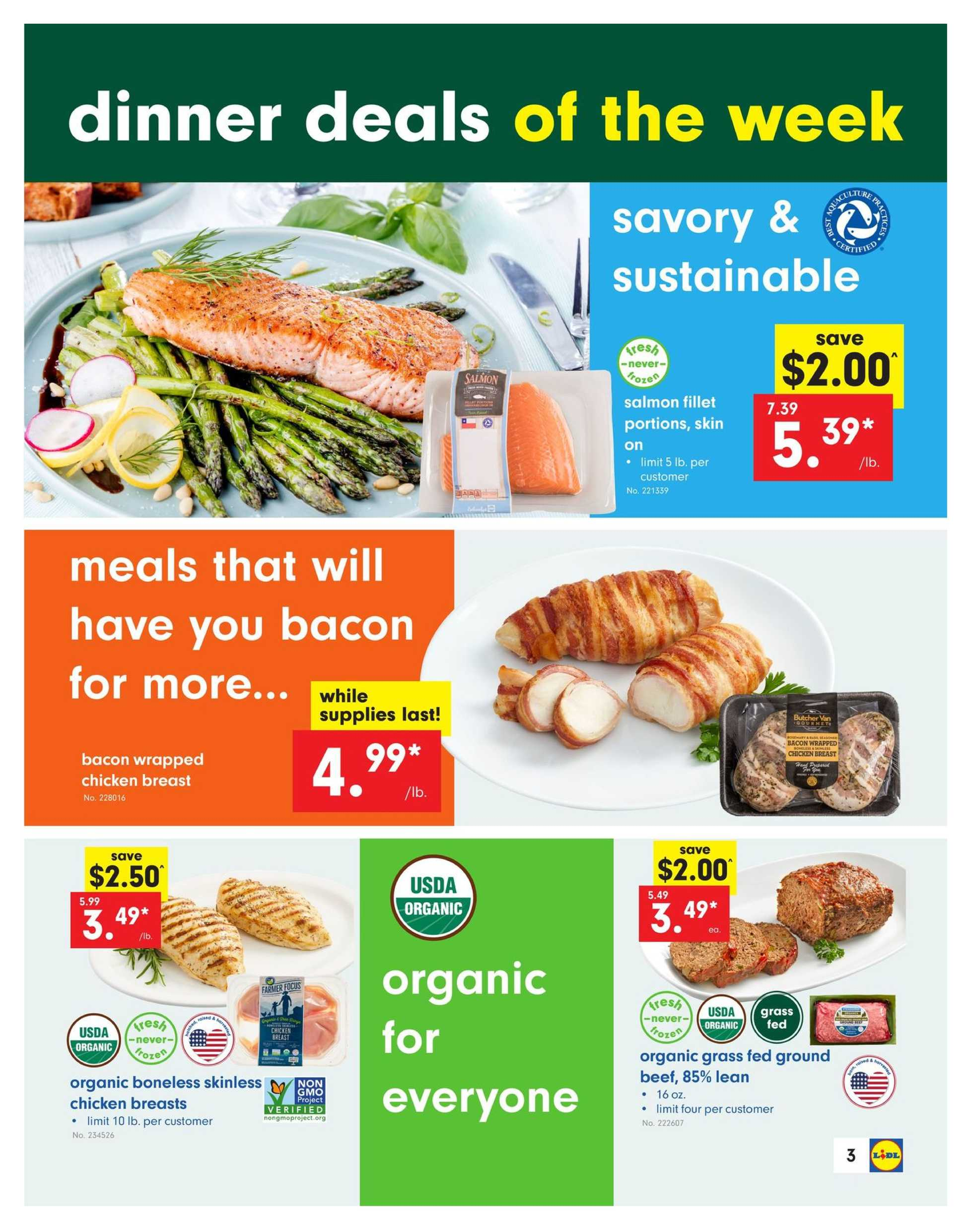 Lidl - deals are valid from 04/24/19 to 04/30/19 - page 3.