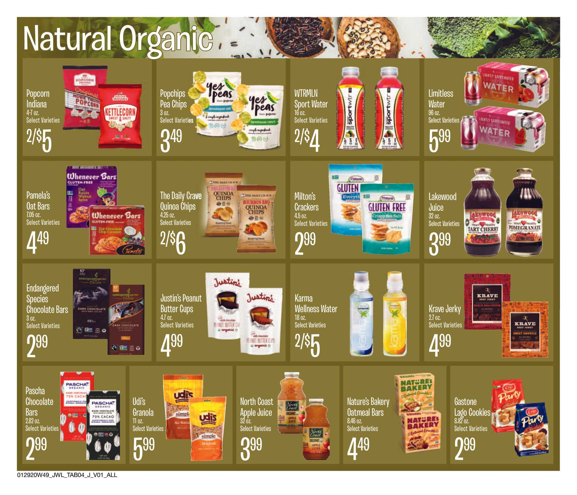 Jewel Osco - promo starting from 01/29/20 to 02/23/20 - page 4.