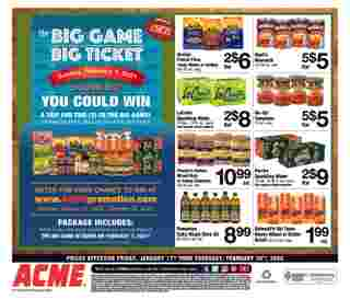 ACME - promo starting from 01/17/20 to 02/20/20 - page 24.