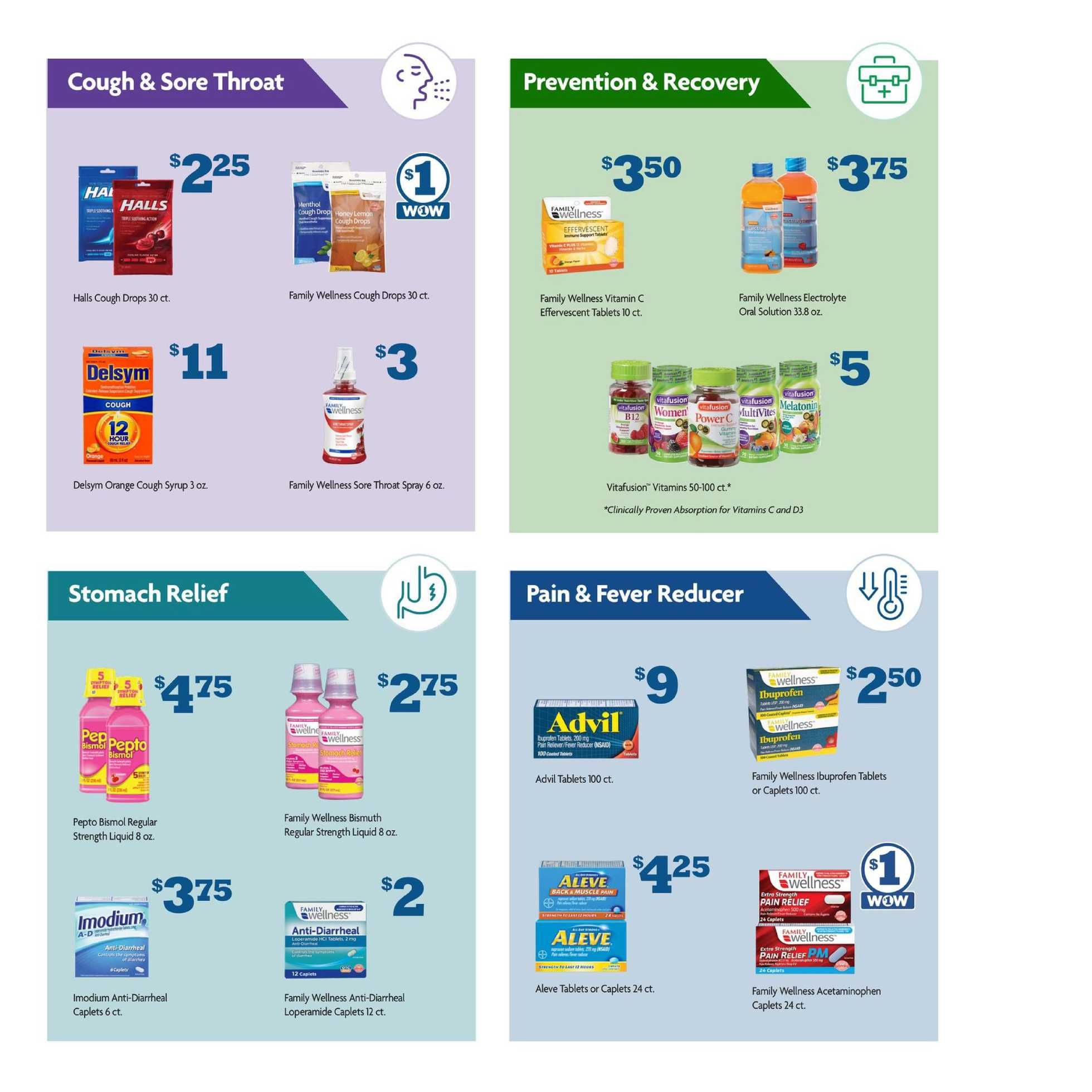 Family Dollar - deals are valid from 10/18/20 to 11/28/20 - page 4.
