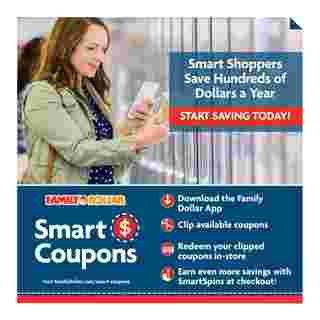 Family Dollar - deals are valid from 10/18/20 to 11/28/20 - page 7.