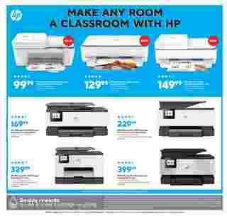 Staples - deals are valid from 08/30/20 to 09/05/20 - page 11.