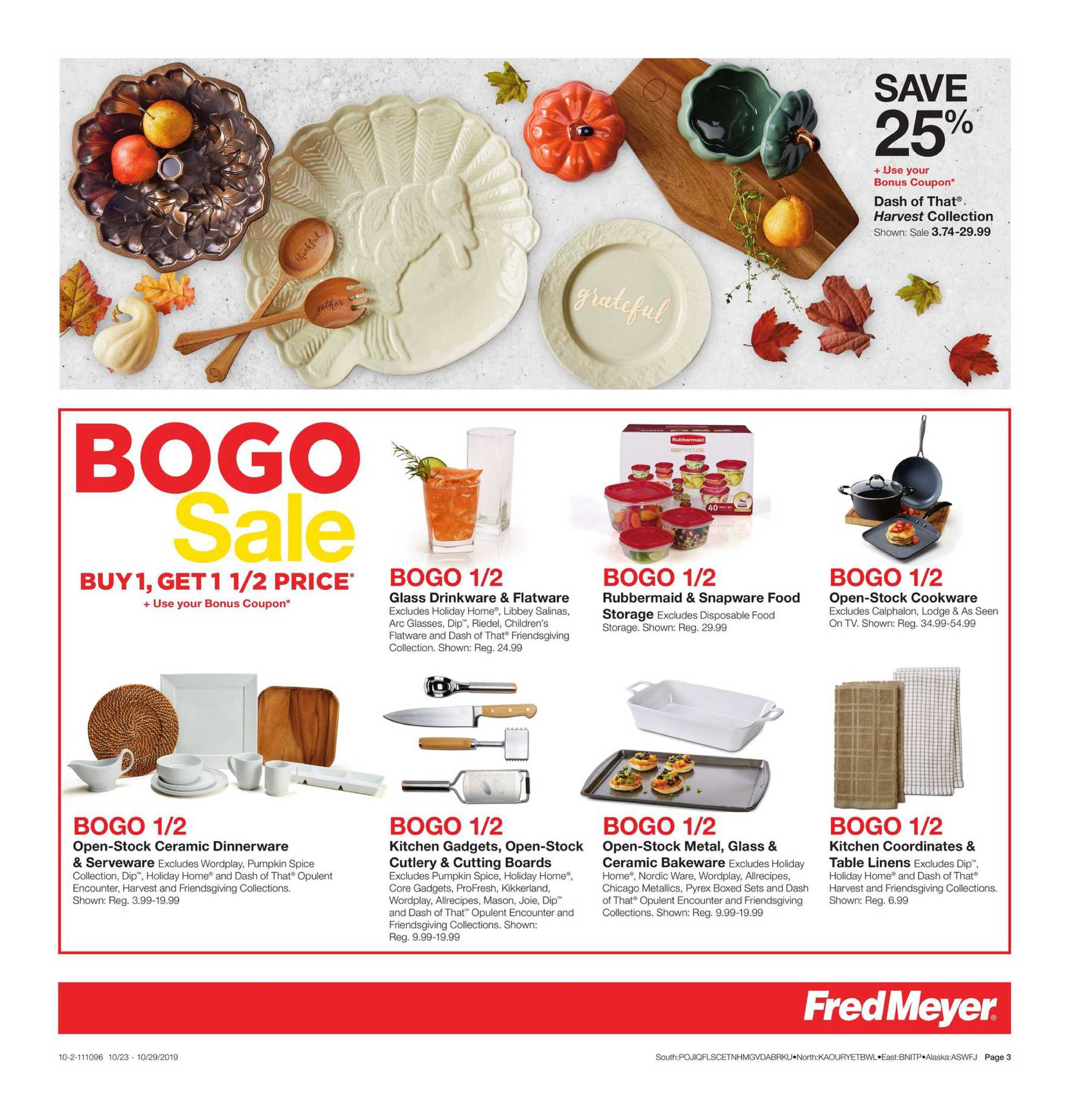 Fred Meyer - deals are valid from 10/23/19 to 10/29/19 - page 3.