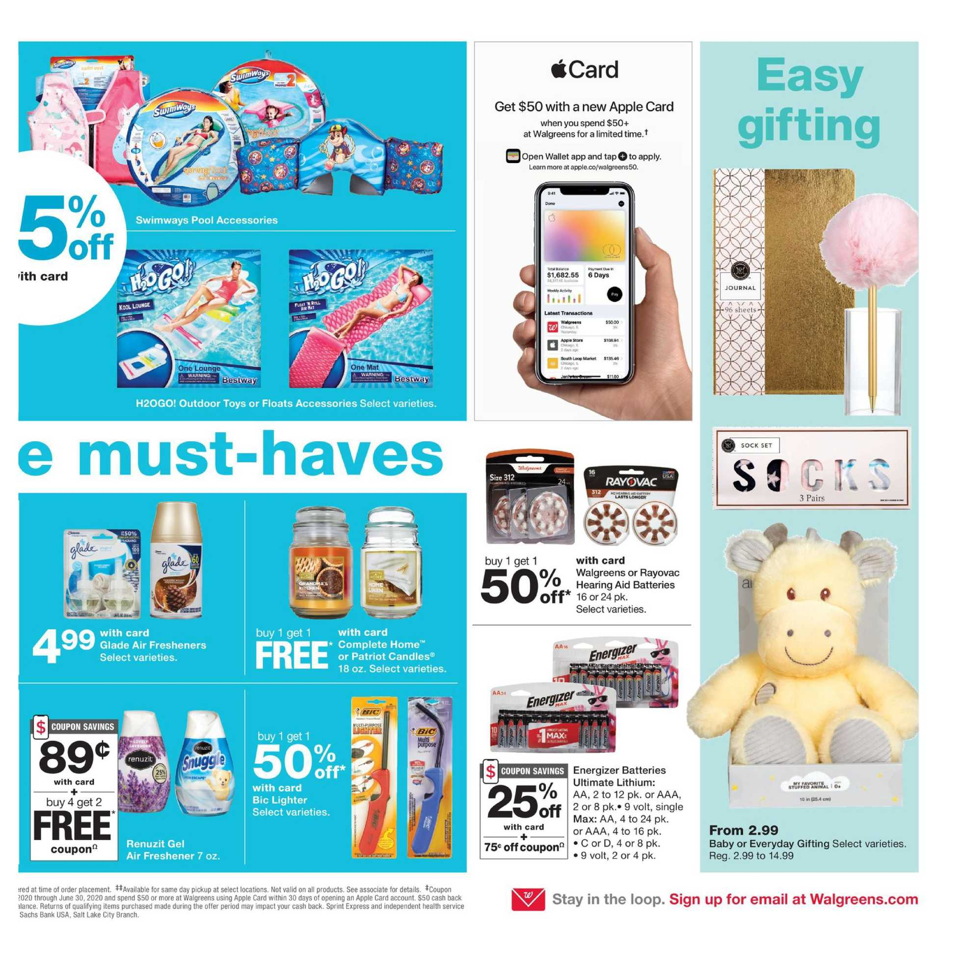 Walgreens - deals are valid from 06/21/20 to 06/27/20 - page 3.