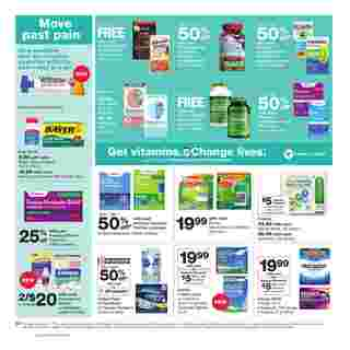 Walgreens - deals are valid from 06/21/20 to 06/27/20 - page 8.
