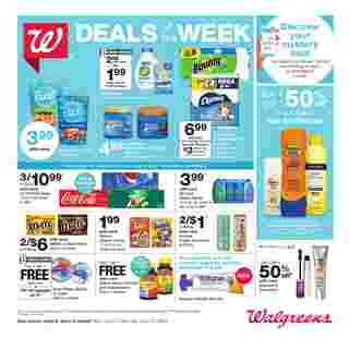 Walgreens - deals are valid from 06/21/20 to 06/27/20 - page 12.
