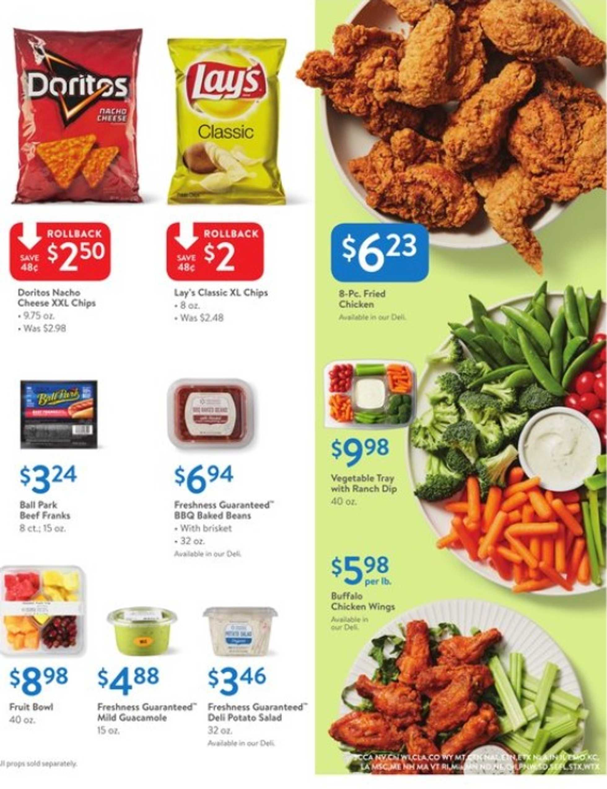 Walmart - deals are valid from 05/24/19 to 06/08/19 - page 2.