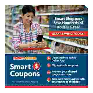 Family Dollar - deals are valid from 09/13/20 to 10/31/20 - page 11.