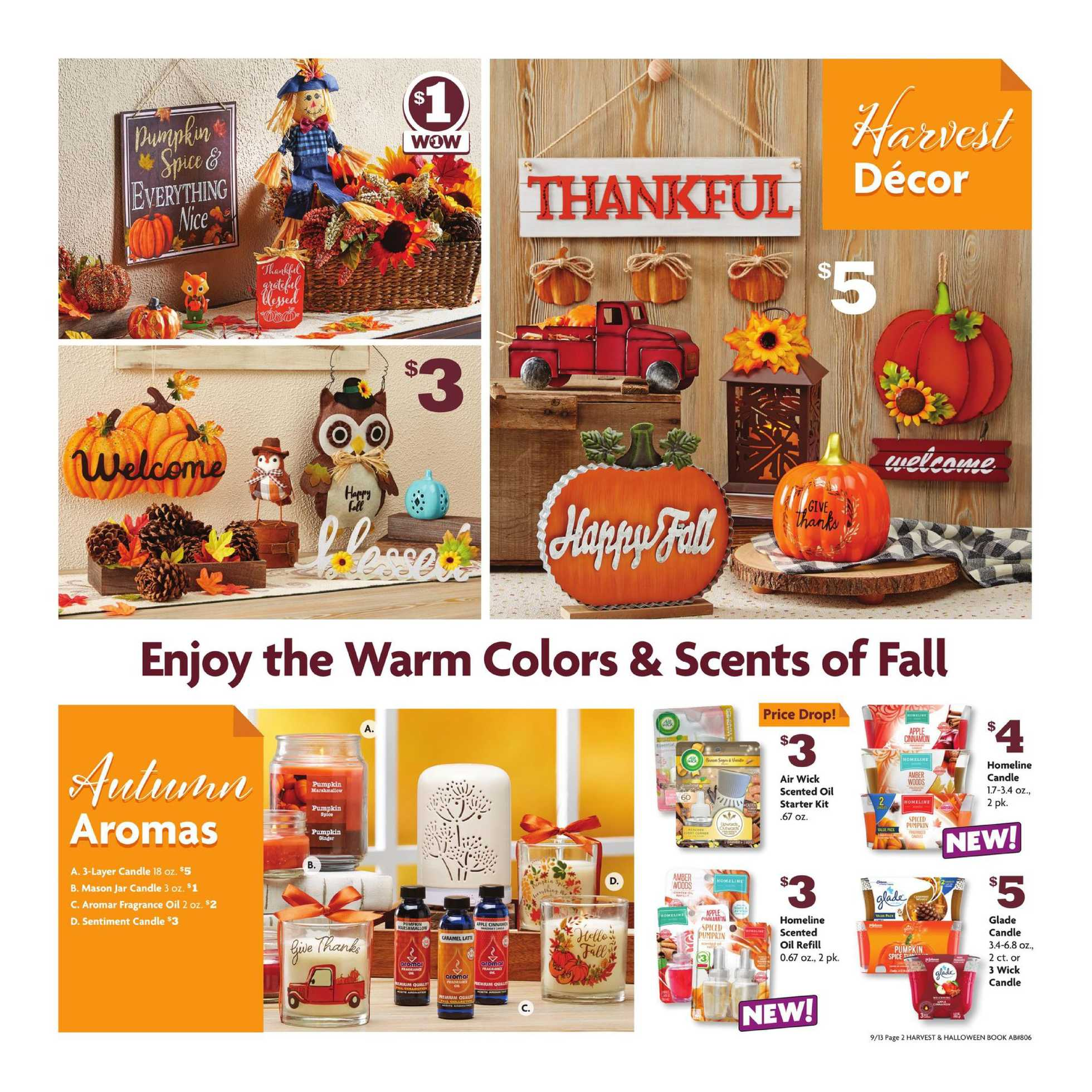 Family Dollar - deals are valid from 09/13/20 to 10/31/20 - page 3.
