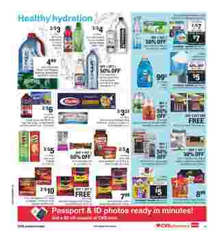 CVS - deals are valid from 01/12/20 to 01/18/20 - page 17.