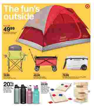 Target - deals are valid from 08/23/20 to 08/29/20 - page 10.