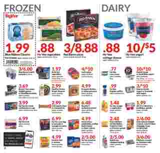 Hy-Vee - deals are valid from 10/02/19 to 10/08/19 - page 14.