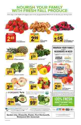 Food Lion - deals are valid from 09/18/19 to 09/24/19 - page 9.