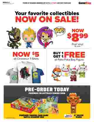 GameStop - deals are valid from 07/26/20 to 08/01/20 - page 5.