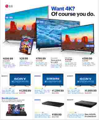 Best Buy - deals are valid from 05/05/19 to 05/11/19 - page 46.