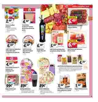 Lidl - deals are valid from 04/01/20 to 04/07/20 - page 9.
