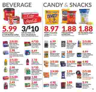 Hy-Vee - deals are valid from 10/02/19 to 10/08/19 - page 15.
