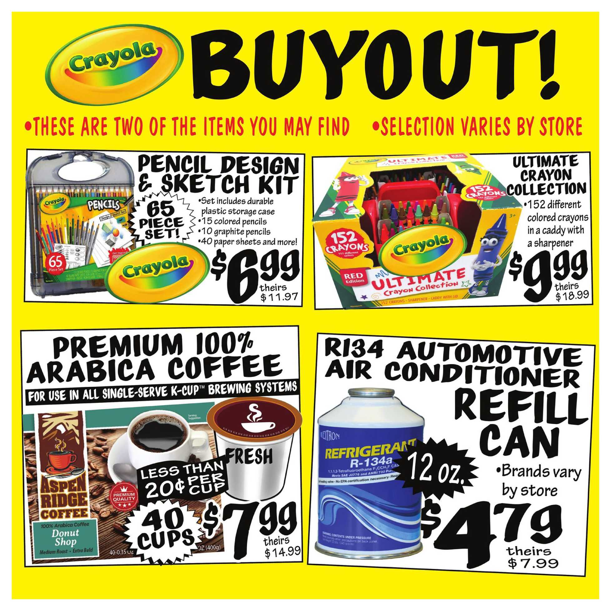 Ollie's Bargain Outlet - deals are valid from 08/20/20 to 08/26/20 - page 3.