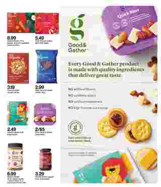 Target - deals are valid from 12/01/19 to 12/07/19 - page 39.