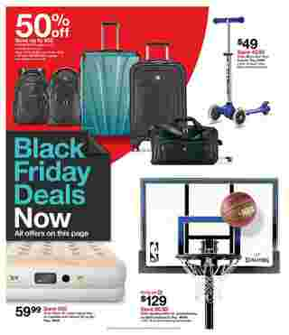 Target - deals are valid from 11/22/20 to 11/28/20 - page 57.