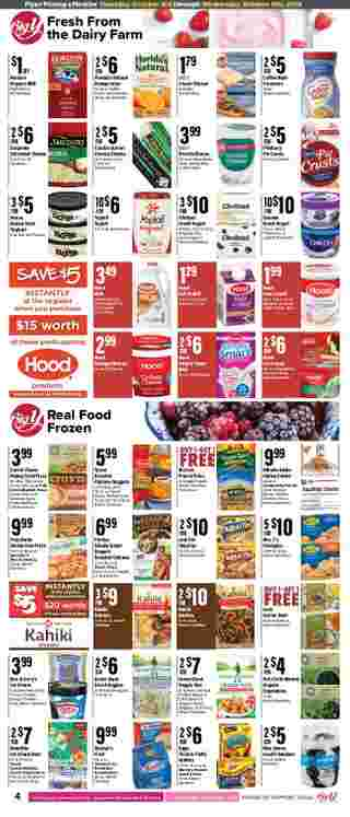 Big Y - deals are valid from 10/03/19 to 10/09/19 - page 6.