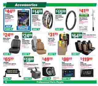 O'reilly - deals are valid from 05/27/20 to 06/23/20 - page 10.