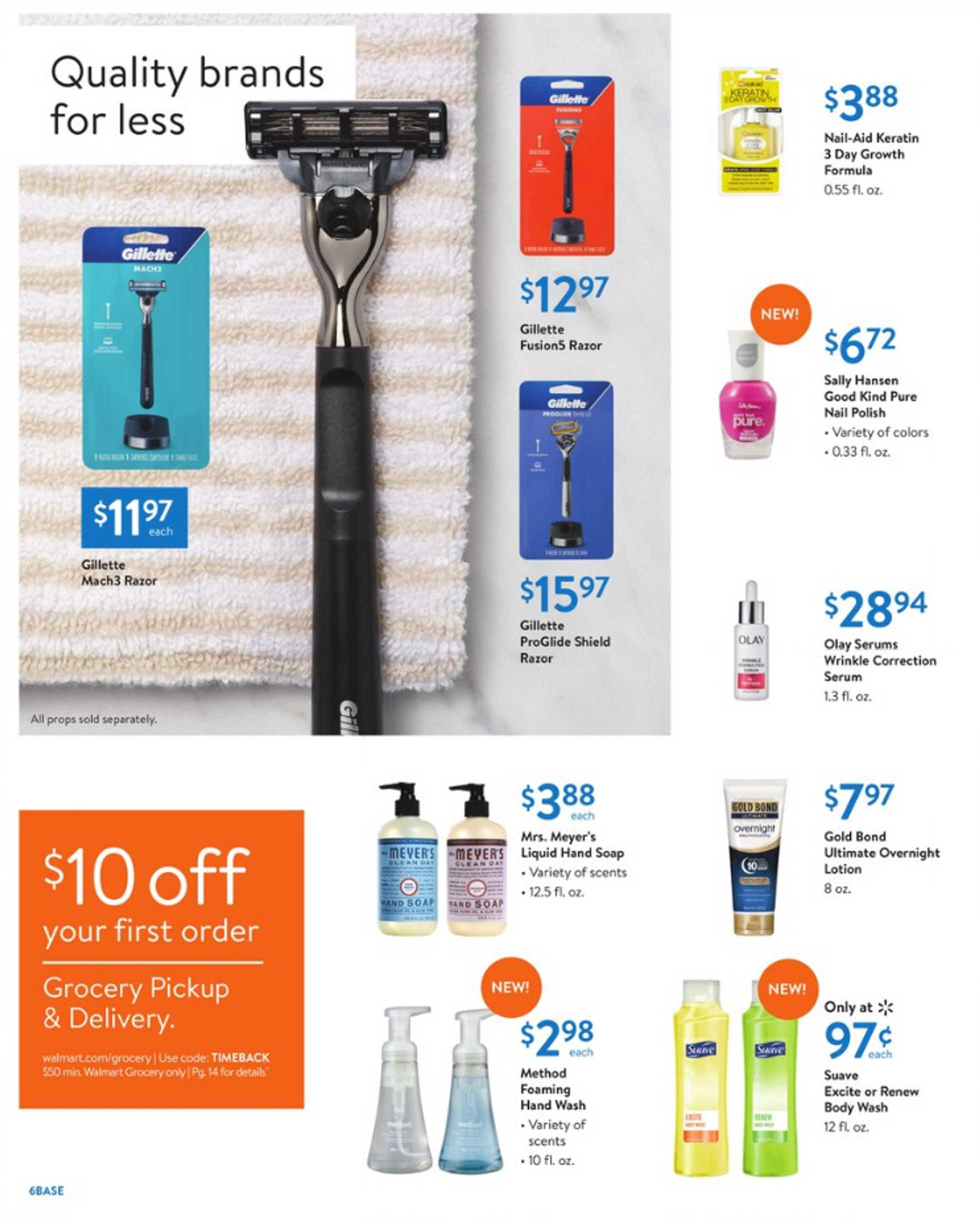 Walmart - deals are valid from 03/15/20 to 03/26/20 - page 4.