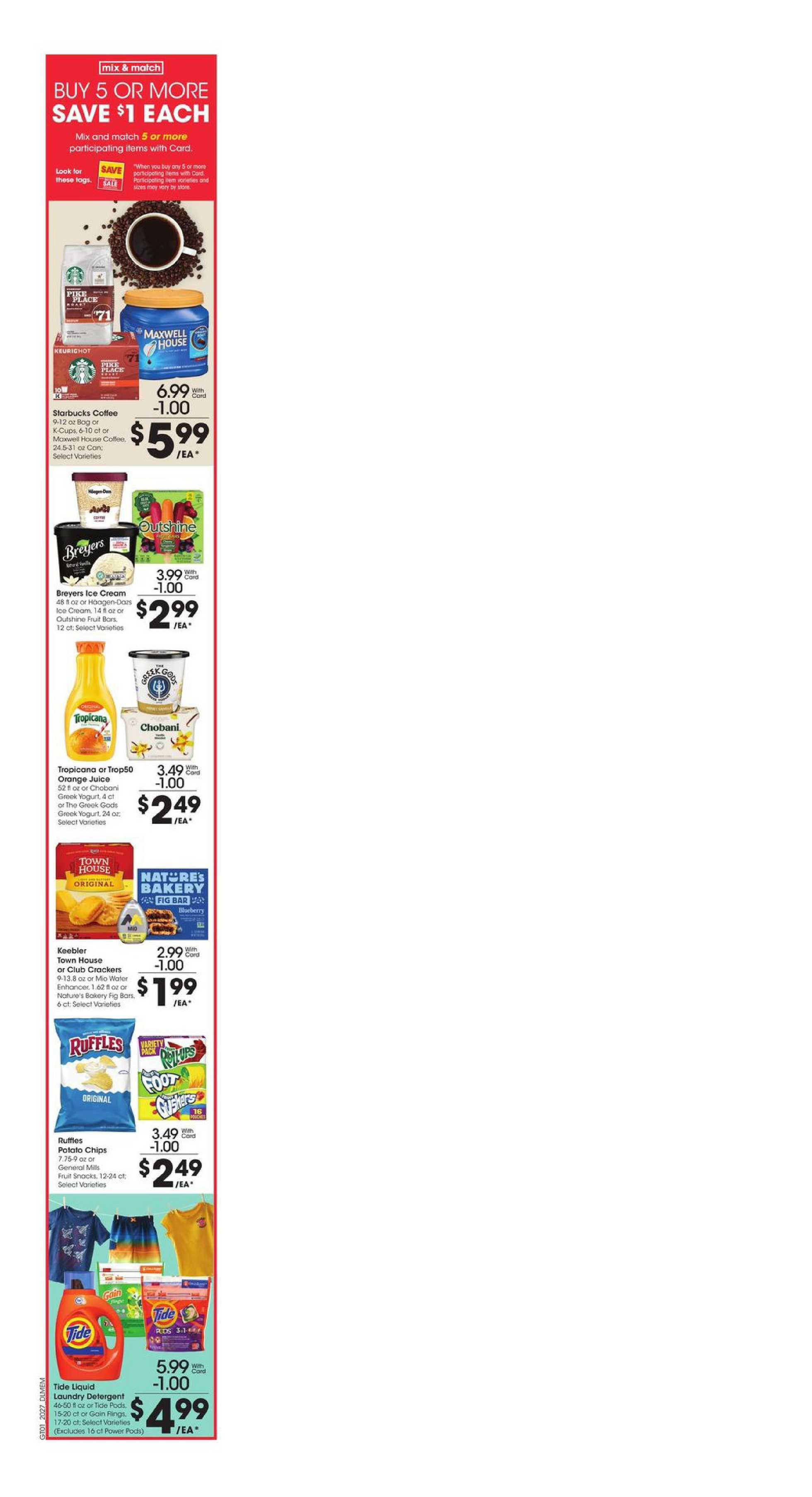 Kroger - deals are valid from 08/05/20 to 08/11/20 - page 3.